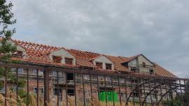 Střechy